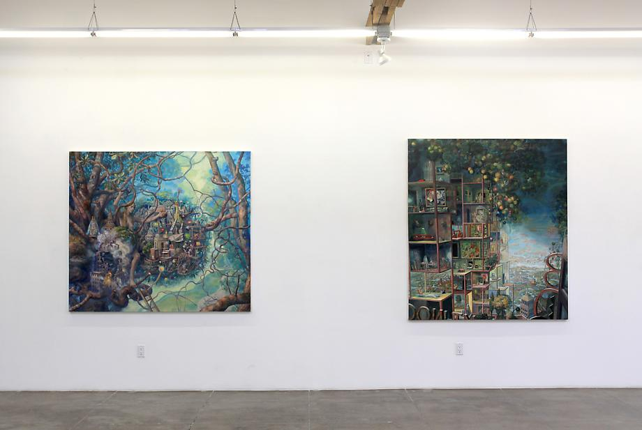 "Julie Heffernan ""Sky's Falling"" @ Mark Moore Gallery, Culver City: julie_heffernan_13_20121113_2023467669.jpg"