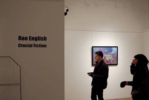 "Opening: Ron English ""Crucial Fiction"" @ Opera Gallery, NYC: english_opera_opening_15_20121113_1730082563.jpg"