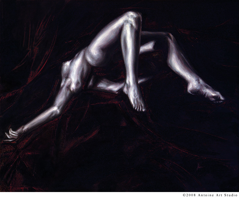 Nude Oil Paintings by Antoine de Villiers: antoinedevilliers_9_20121115_1055687564.jpeg