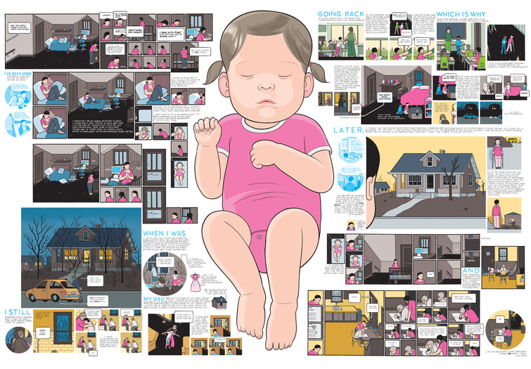 "Chris Ware's ""Building Stories"" Graphic Novel: chris_ware_building_stories_16_20121129_1385993574.jpg"