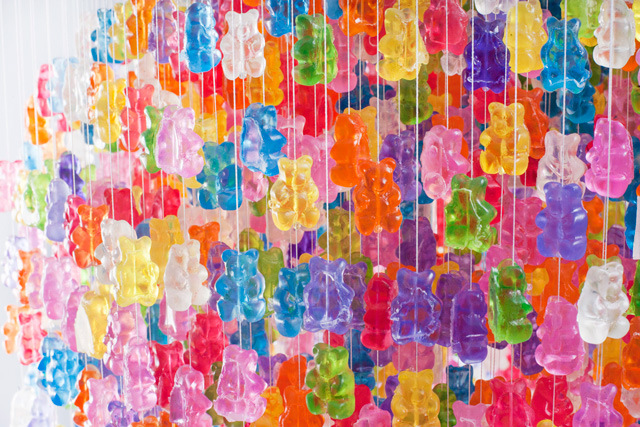 Gummy Bear Chandelier by Kevin Champeny: gummy_bears_4_20121209_1568945760.jpeg