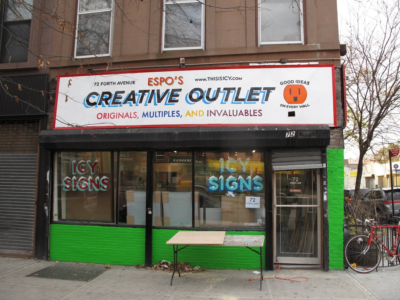 ESPO's Creative Outlet in Brooklyn: espo_creative_outlet_4_20121217_2057139888.jpg