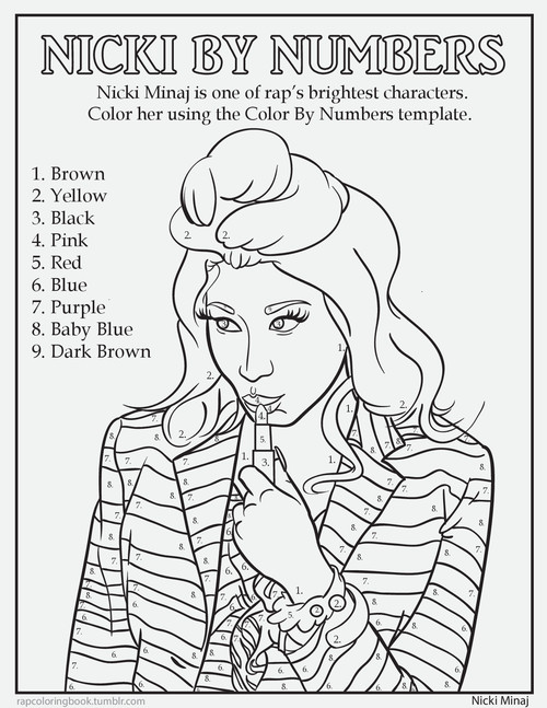 Rap Coloring and Activity Pages: rapcoloringbook_10_20121217_1695412713.jpeg