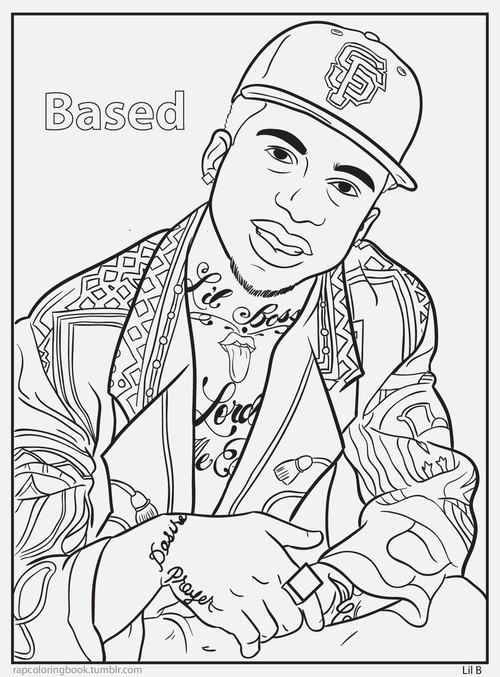 Rap Coloring and Activity Pages: rapcoloringbook_4_20121217_1833183135.jpeg