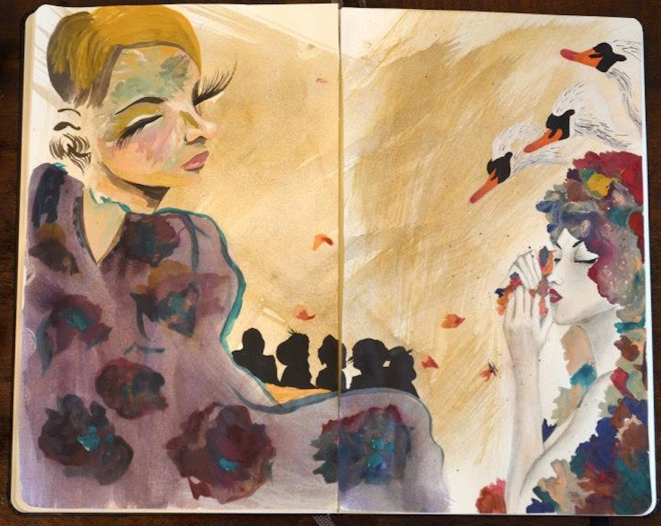 """The Moleskine Project II"" @ Spoke Art, SF: moleskine_spoke_art_17_20121219_1603903569.jpg"