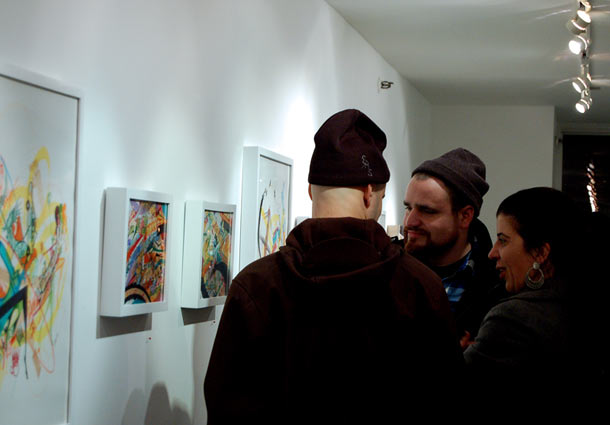 "RIME & TOPER ""Snap Back..."" @ Klughaus Gallery, NYC: rime_toper_opening_14_20121219_1754915132.jpg"