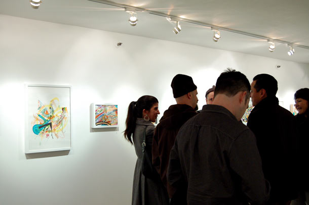 "RIME & TOPER ""Snap Back..."" @ Klughaus Gallery, NYC: rime_toper_opening_31_20121219_1321993399.jpg"