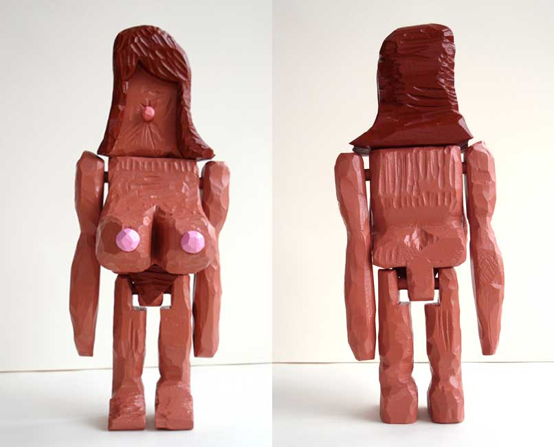 Mark Mulroney: Carved Women: carvedwomen_12_20121221_1303337565.jpeg