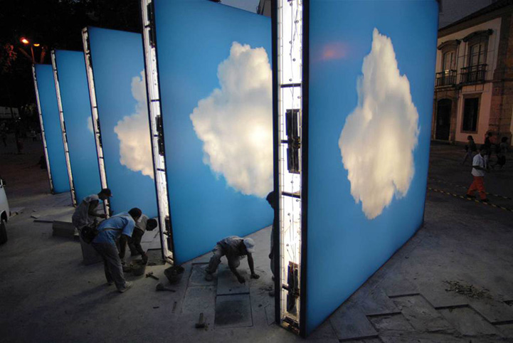 Clouds on the Street: Public Installation by Eduardo Coimbra: clouds_in_the_sky_10_20130105_1876518060.jpg