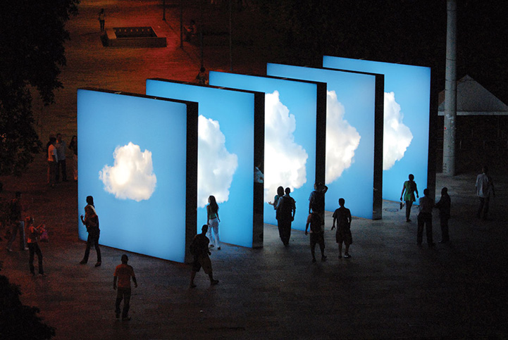 Clouds on the Street: Public Installation by Eduardo Coimbra: clouds_in_the_sky_1_20130105_1037941504.jpg