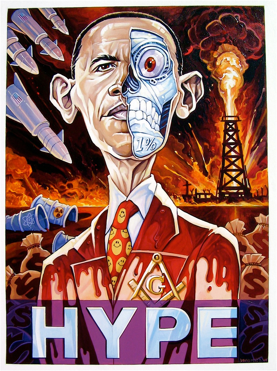 "Preview: Dave MacDowell ""Project Mayhem"" @ Thinkspace, Culver City: macdowell_2013_1_20130108_1509800614.jpg"