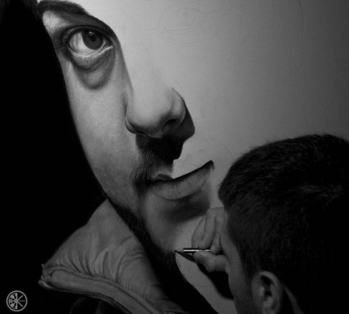 Best of 2013: Photoreal Drawings by Diego Fazio: diegokoi-art-13.jpg