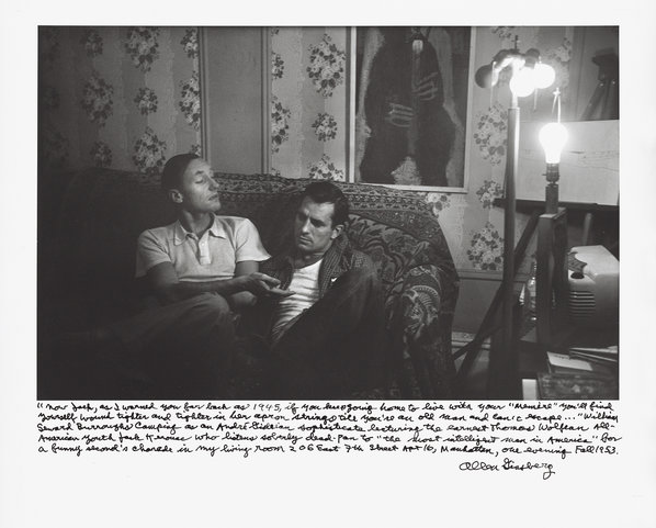 """Beat Memories: The Photographs of Allen Ginsberg"" @  Grey Art Gallery, NYU: grey_art_gallery_12_20130118_1881520234.png"