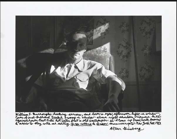 """Beat Memories: The Photographs of Allen Ginsberg"" @  Grey Art Gallery, NYU: grey_art_gallery_5_20130118_2012062815.png"
