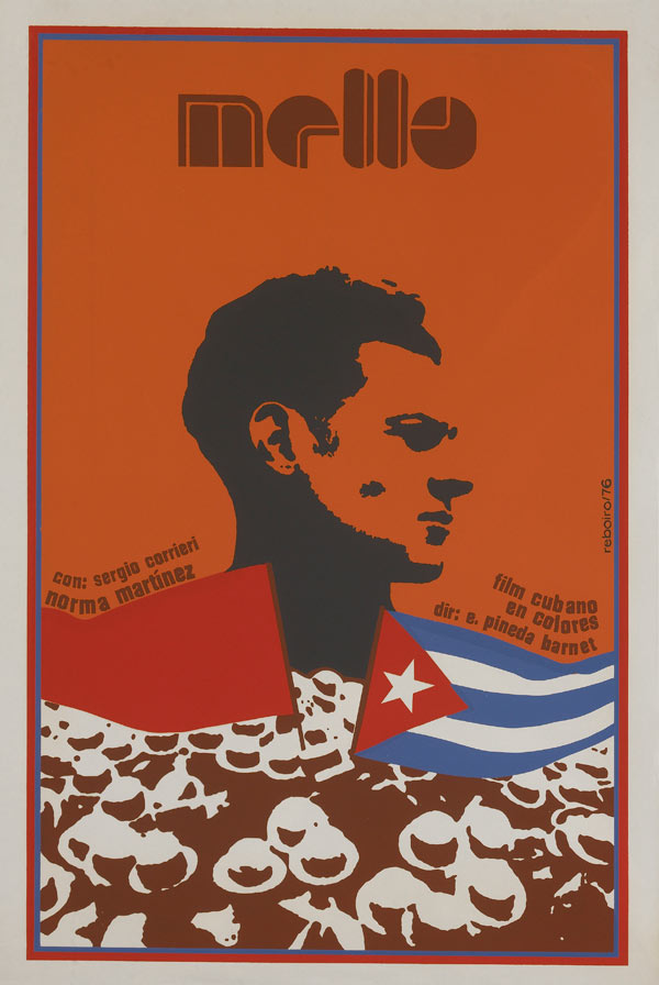 1960s & 70's Cuban Movie Posters: 3458203921_235a3c2071_o.jpg