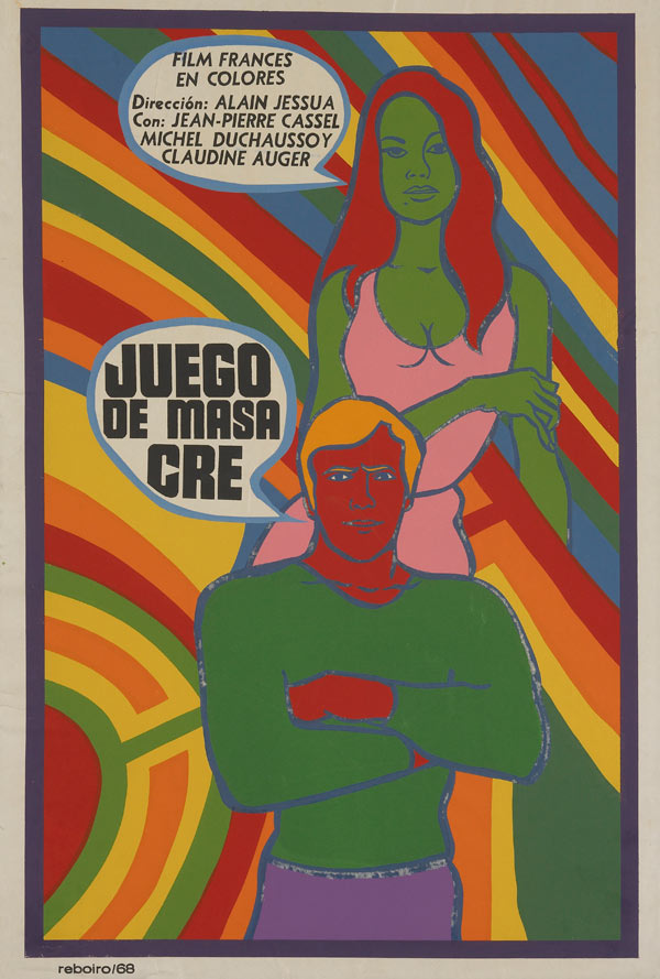 1960s & 70's Cuban Movie Posters: 3458205623_9d35a9845a_o.jpg