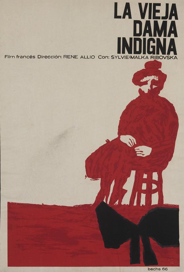 RETRO CUBAN FILM 60/'S//70S FRAMED PRINT