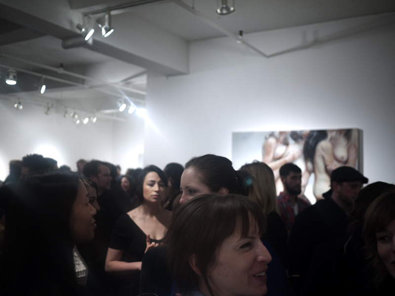 "Opening: Aleah Chapin ""Aunties Project"" @ Flowers Gallery, NYC: aleah_chapin_13_20130122_1017505729.jpg"