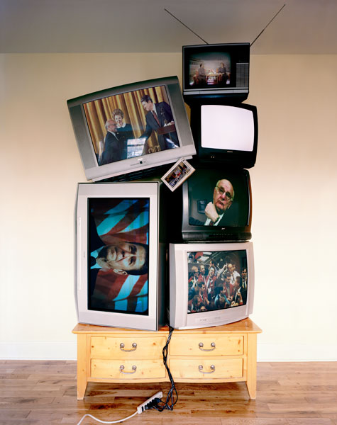The Photography and Assemblages of David Welch: 15_davidwelchaccumulation07.jpg