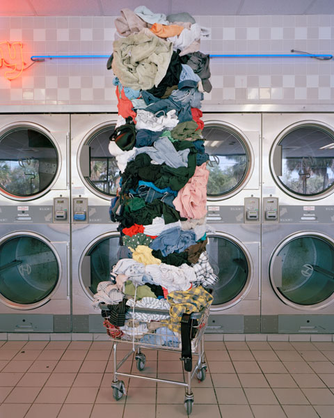 The Photography and Assemblages of David Welch: 15_laundry-totem.jpg