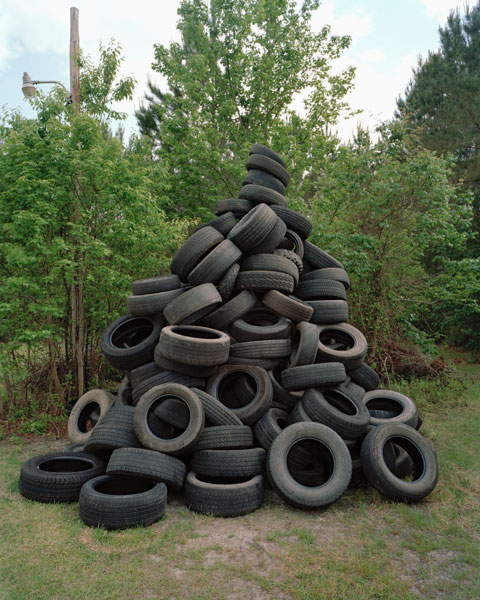 The Photography and Assemblages of David Welch: 15_tires-1.jpg