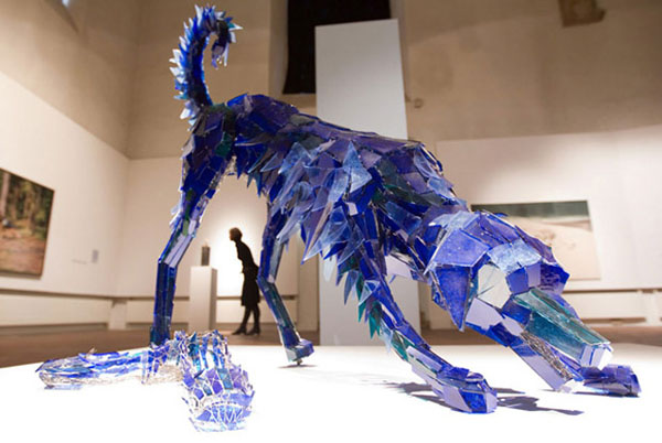 Shattered Glass Animal Sculptures by Marta Klonowska: marta_klonowska_5_20130212_1522044458.jpg