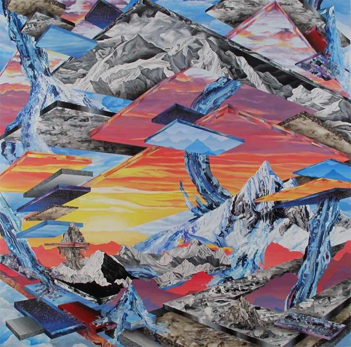 Paying Homage to the Potential in the Inexplicable with Paintings by Adam Friedman: adam_friedman_1_20130221_1695763894.jpg