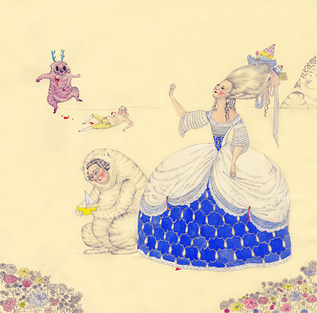The Illustrations of Julee Yoo: ju-leeyoo_16_20130223_1932576412.jpeg