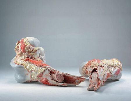 Dissected Classical Sculpture by Cao Hui: SCULPTURES BY CHEN 27.jpg
