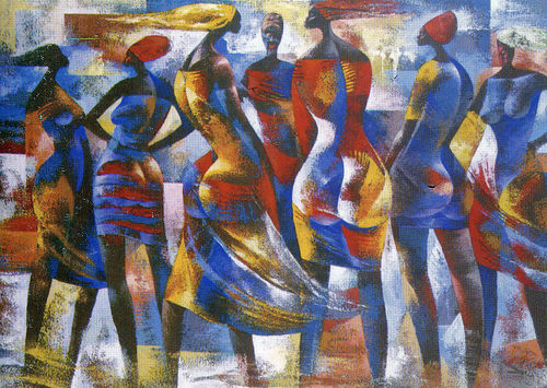 Paintings by Ghanaian artist Wiz Kudowor: wiz_kudowor_10_20130226_1080809477.jpg