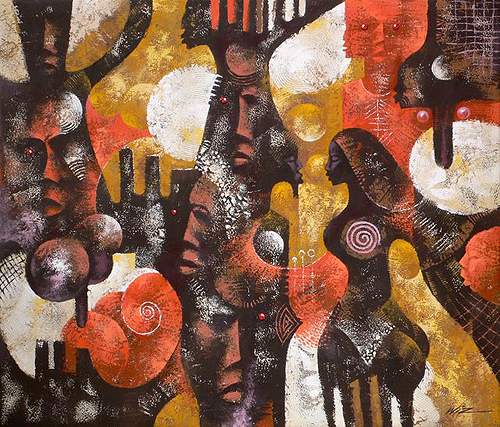 Paintings by Ghanaian artist Wiz Kudowor: wiz_kudowor_8_20130226_1070799565.jpg