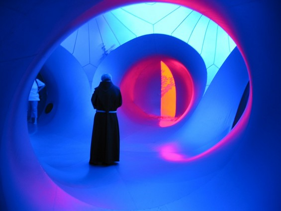 """Luminaria,"" an Inflatable Structure by Architects of Air: luminaria_1_20130228_1689589483.jpg"