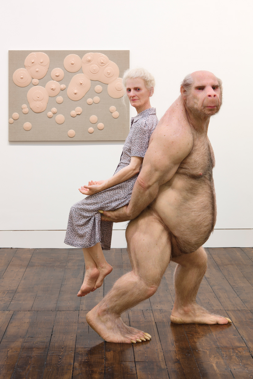 The Startlingly Lifelike Sculptures of Patricia Piccinini: the_carrier_01.jpg