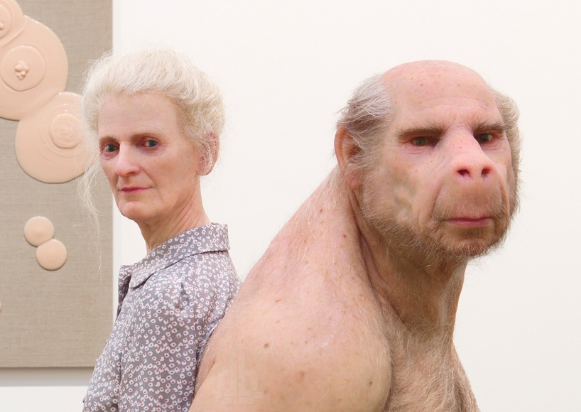 The Startlingly Lifelike Sculptures of Patricia Piccinini: the_carrier_02.jpg