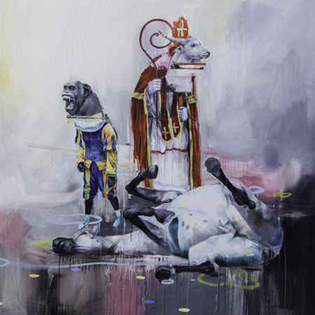 "Joram Roukes ""Les Bons Sauvages"" @ Stolenspace, London: roukes_upcoming.jpg"