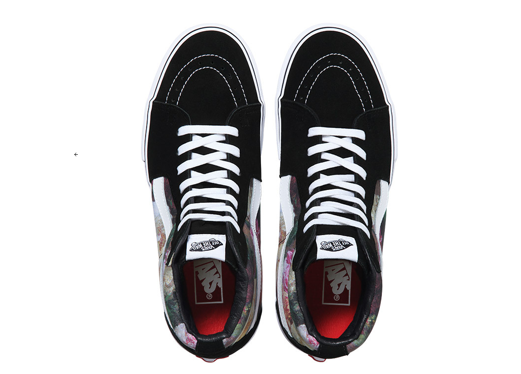 "Supreme x Vans incorporate Peter Saville's classic New Order ""Power, Corruption & Lies"" Artwork: Screen shot 2013-03-06 at 8.09.22 AM.png"