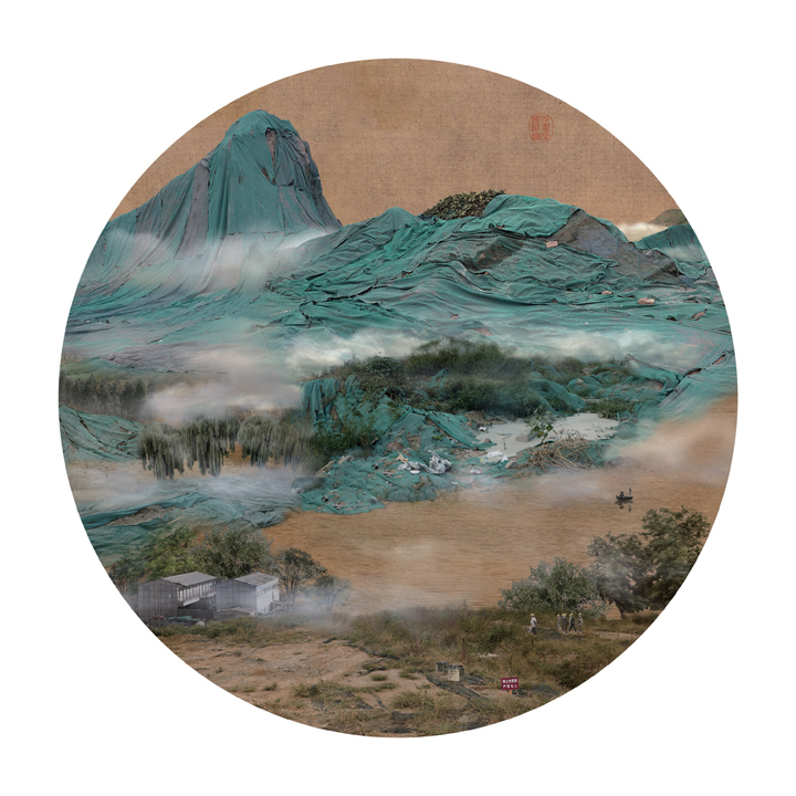 Yao Lu's Contemporary Landscapes: large_4ca62a117f45c.jpg