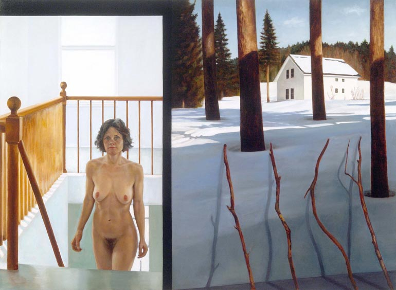 Jennifer Presant's Nude Oils: whitehouse.jpg