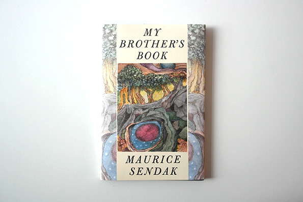"""My Brother's Book,"" Maurice Sendak's Last Work: sendak-1.jpg"