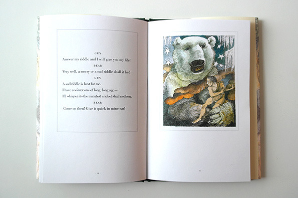 """My Brother's Book,"" Maurice Sendak's Last Work: sendak-3.jpg"