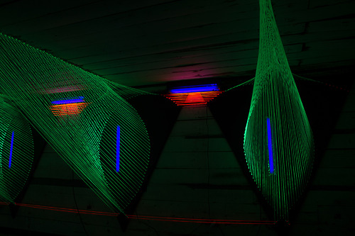Light Installation by Megan Mosholder: tumblr_mj9uh9u8991r0i205o6_1280.jpg
