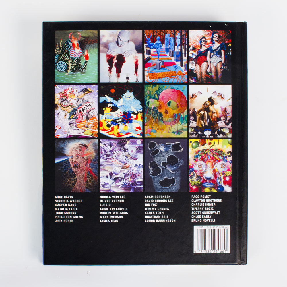 """Juxtapoz New Contemporary"" Now Available in our Web Store: newcontem-5.jpg"