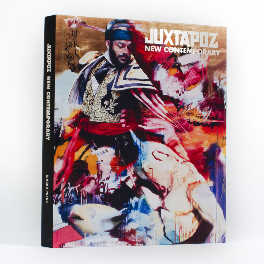 """Juxtapoz New Contemporary"" Now Available in our Web Store: newcontem-6.jpg"