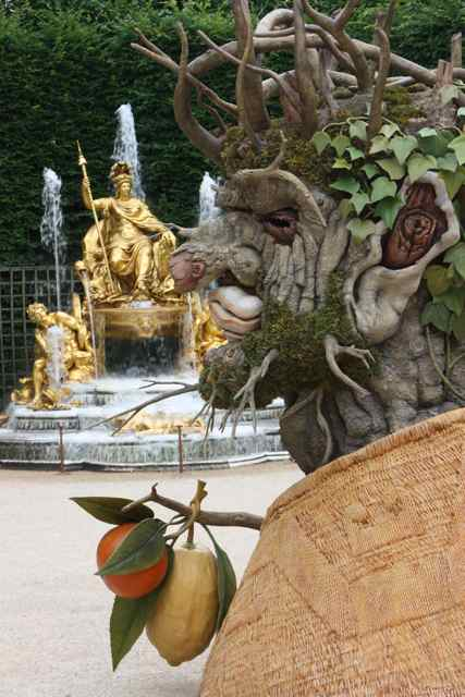 Four Sculptures Represent the Seasons @ New York Botanical Gardens: WINTER_in_Versailles_1.jpg