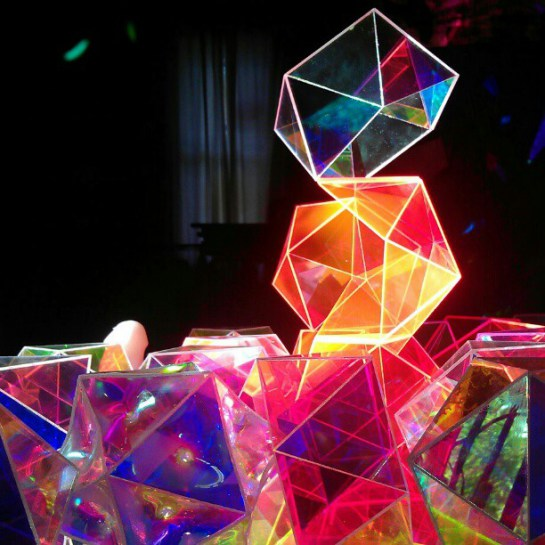 The Sparkling Geometric Table by John Foster: john-foster-6.jpg