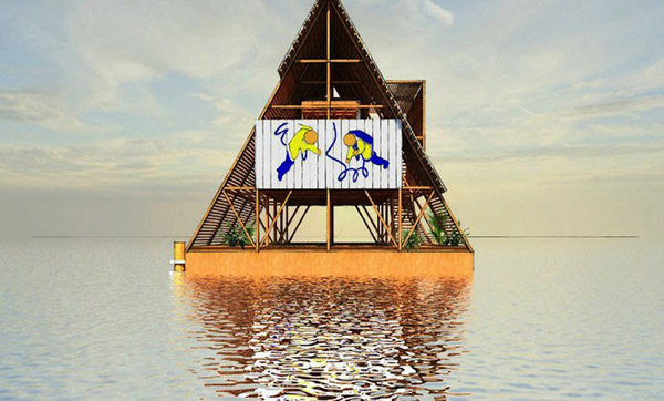 Makoko Floating School in Nigeria: jux__Makoko_Floating_School_5.jpg