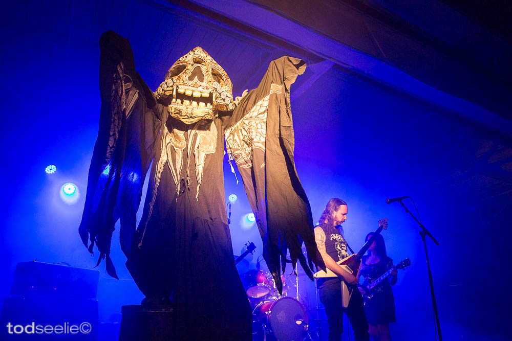 "Photos: Dennis McNett's ""Wolfbat's Ark"" @ House Of Vans, Brooklyn: 8545646293_1b84e9349e_b.jpg"