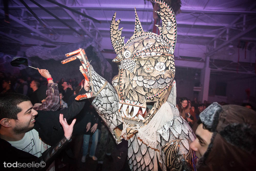"Photos: Dennis McNett's ""Wolfbat's Ark"" @ House Of Vans, Brooklyn: 8545685193_af23eb880c_b.jpg"
