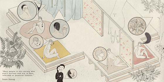 Illustrations by Harriet Lee-Merrion: sontagthumb.jpg
