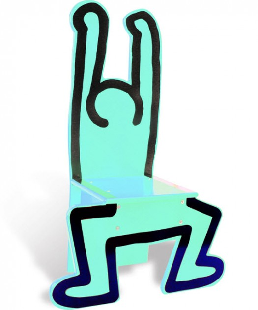 Keith Haring Kids Chairs: KeithHaring-Chair-Vilac-5-525x630.jpg